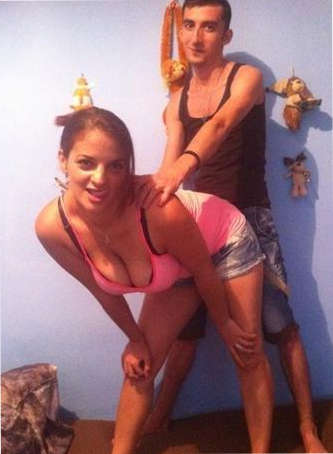 Amateur romanian couple
